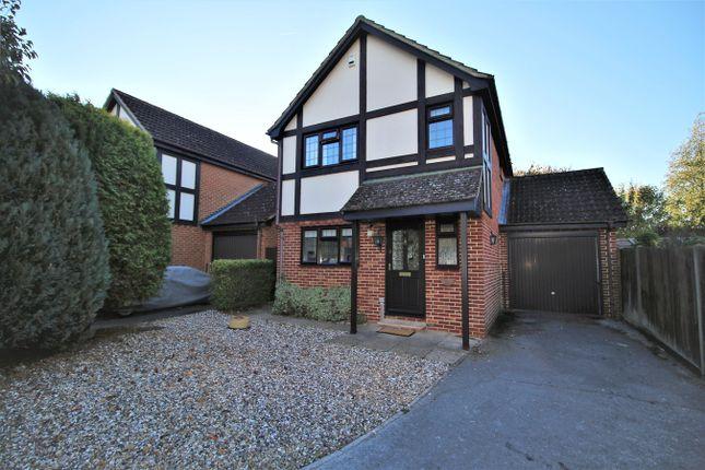 Thumbnail Detached house to rent in Cranesfield, Sherborne St John, Basingstoke