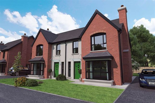 4 bed semi-detached house for sale in 9, Royal Ascot Mews, Carryduff