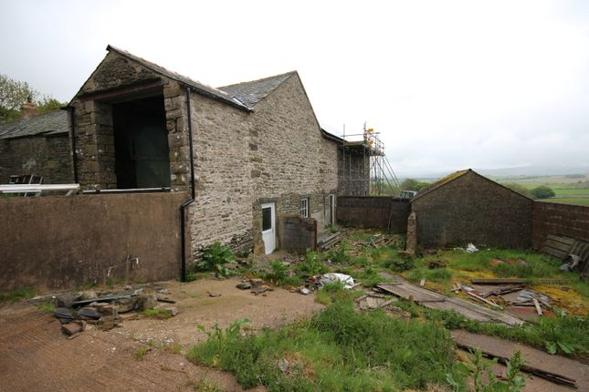 Thumbnail Barn conversion for sale in Barn For Conversion, Newbiggin On Lune, Kirkby Stephen
