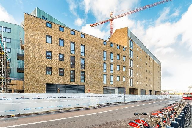 Thumbnail Flat for sale in Armoury Way, London