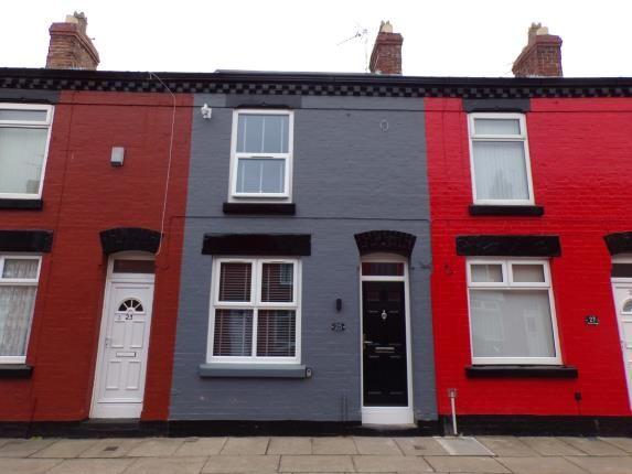Thumbnail Terraced house for sale in Gordon Street, Wavertree, Liverpool, Merseyside