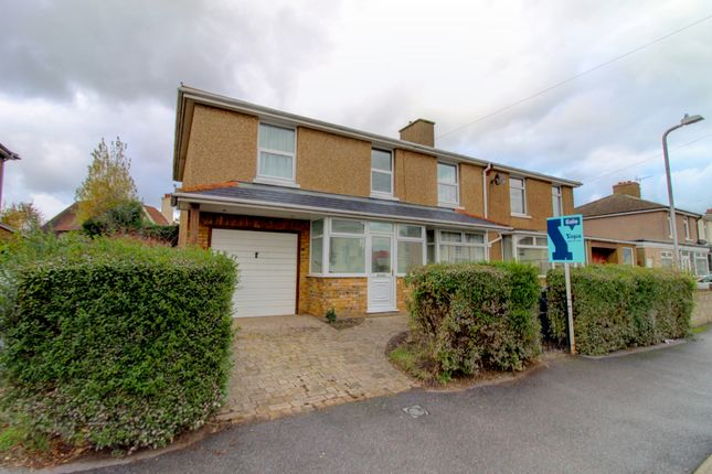 Thumbnail Semi-detached house for sale in Allenby Avenue, Deal