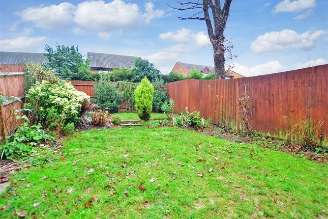 Thumbnail End terrace house for sale in Dover Close, Southwater, Horsham, West Sussex
