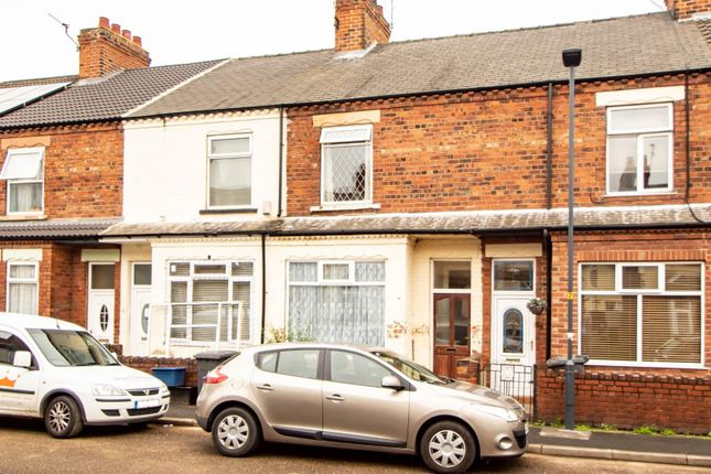 Terraced house for sale in Volta Street, Selby