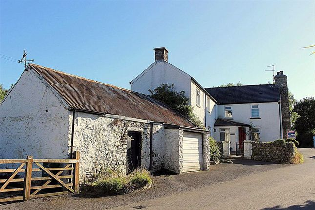 Thumbnail Detached house for sale in High Street, St. Florence, Tenby