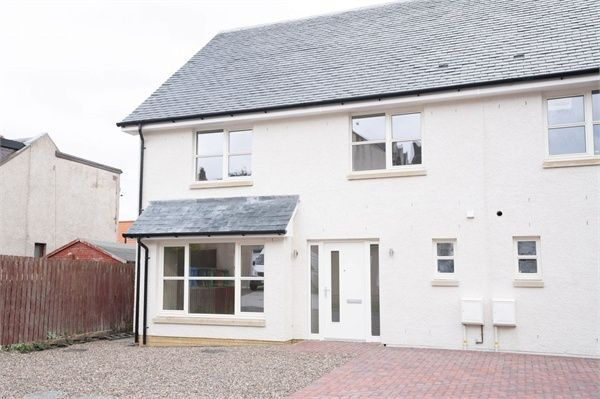 Thumbnail Semi-detached house for sale in Orchard Lane, Dysart, Fife
