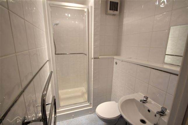 Shower Room of Central Park Avenue, Pennycomequick, Plymouth PL4
