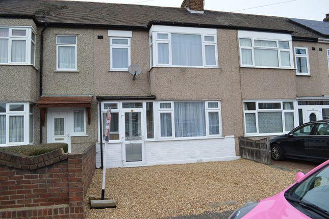 Thumbnail Terraced house for sale in Gainsborough Road, Rainham