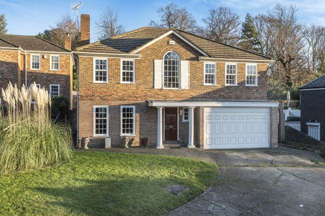 Thumbnail Detached house for sale in Elmstead Lane, Chislehurst, Kent
