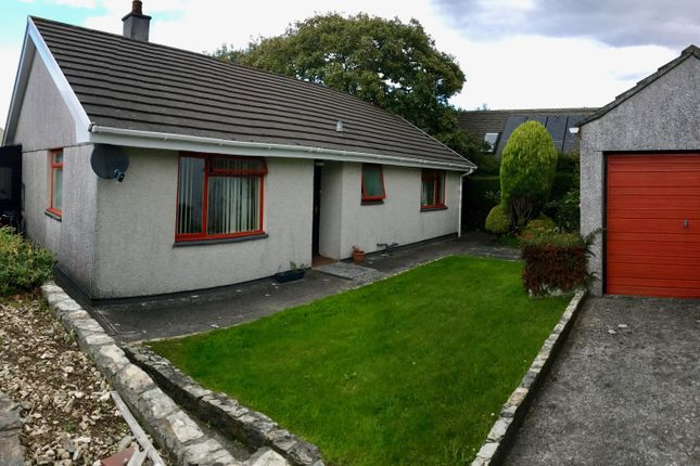 Thumbnail Bungalow for sale in Fir Close, Goonhavern, Truro
