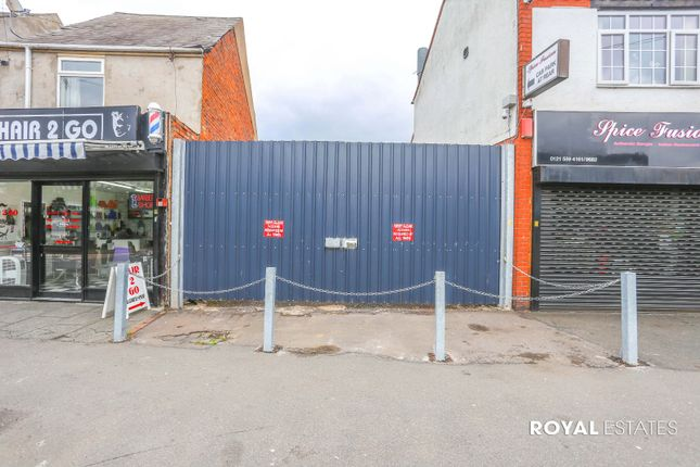 Thumbnail Land to let in Long Lane, Halesowen