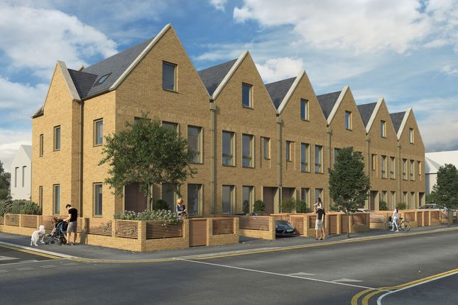 Thumbnail Property for sale in Montague Road, Wimbledon