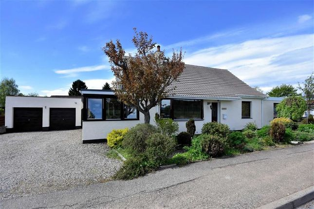 Thumbnail Detached bungalow for sale in Golf Course Road, Grantown-On-Spey