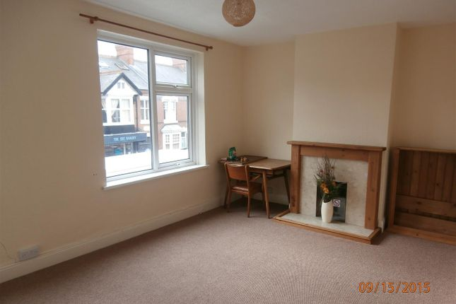 Thumbnail Flat to rent in Clarendon Park Road, Leicester
