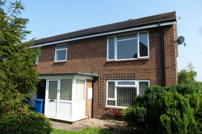 Thumbnail Flat for sale in Edwards Road, Chasetown, Burntwood