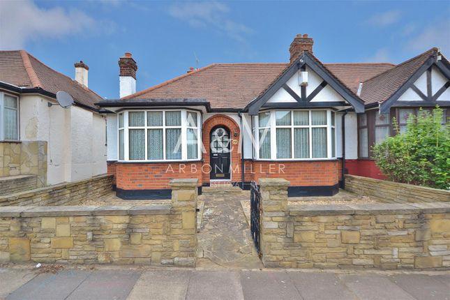 Thumbnail Semi-detached bungalow for sale in Hamilton Avenue, Ilford