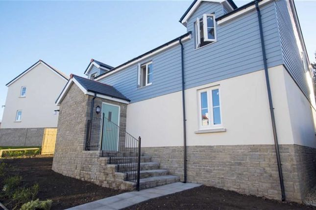 Thumbnail Detached house for sale in Plot 14 Green Meadows Park, Narberth Road, Tenby
