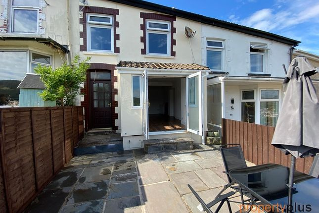 Thumbnail Terraced house for sale in Georges Terrace, Clydach Vale -, Tonypandy