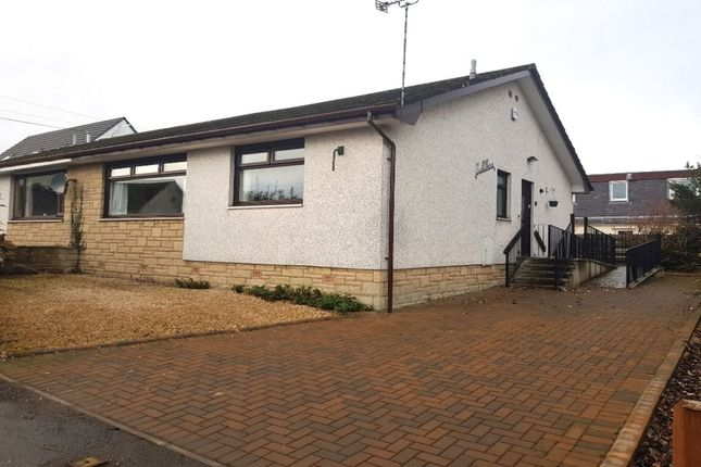 Thumbnail Bungalow to rent in Shepherd's Wynd, Auchterarder