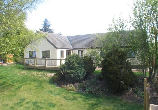 Thumbnail Detached bungalow to rent in Falahill Cottages, Heriot, Scottish Borders