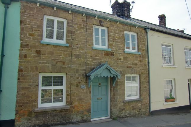 Thumbnail Cottage to rent in Hatherleigh, Okehampton, Devon