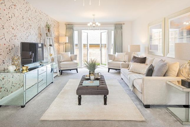 """Thumbnail Detached house for sale in """"Warwick"""" at Gilhespy Way, Westbury"""