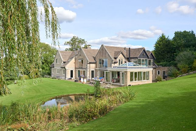 Thumbnail Detached house for sale in Leckhampton Hill, Cheltenham, Gloucestershire