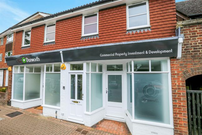 Thumbnail Flat for sale in Stanford Terrace, Station Approach West, Hassocks