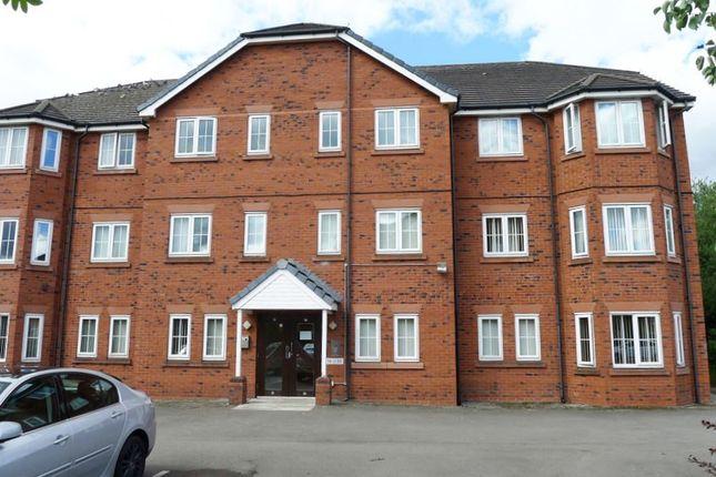 Thumbnail Flat to rent in Sidings Court, Warrington