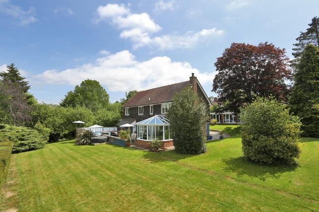 Thumbnail Detached house for sale in The Moor, Hawkhurst, Kent