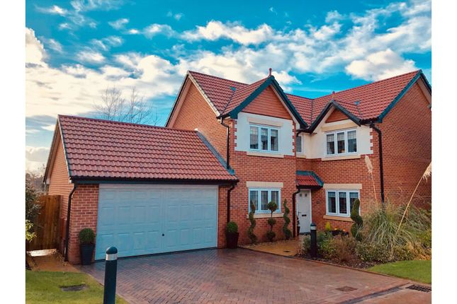 4 bed detached house for sale in Curtis Close, Tytherington