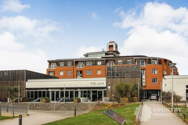 Thumbnail Flat for sale in Castle Quay, Bedford