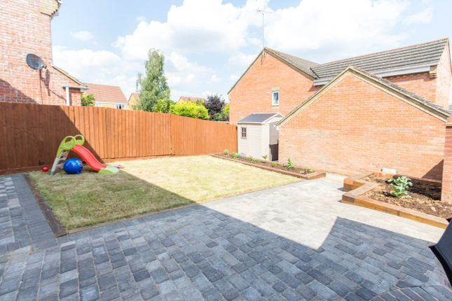 Rear Garden of Leighton Close, Wellingborough NN8