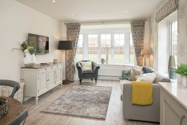 """Thumbnail Detached house for sale in """"The Swallow"""" at Dollicott, Haddenham, Aylesbury"""