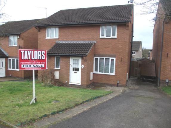 2 bedroom semi-detached house for sale in Pontprennau, Cardiff, Caerdydd