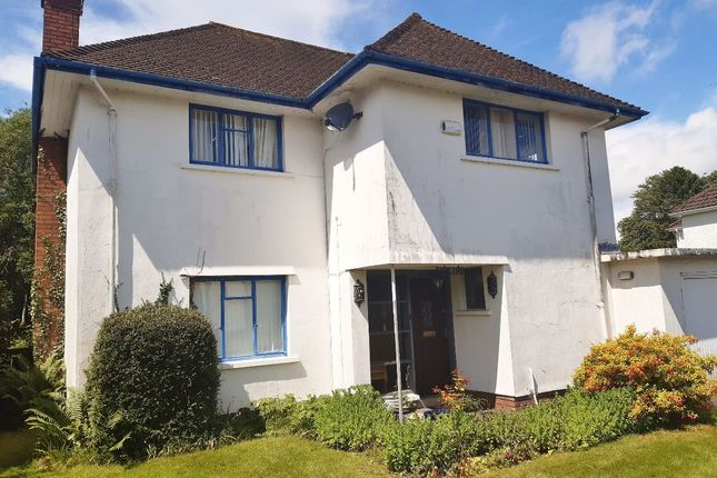 Thumbnail Detached house for sale in Dan-Y-Bryn Avenue, Radyr, Cardiff
