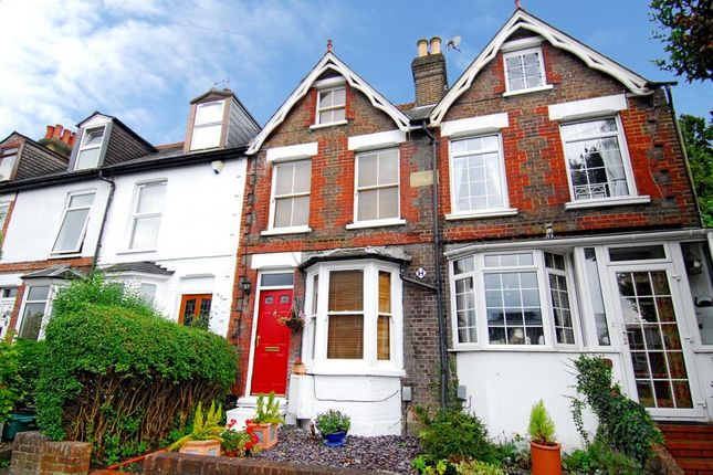 Thumbnail Terraced house to rent in Gladstone Road, Chesham