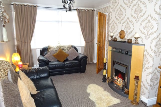 Thumbnail Terraced house to rent in Masefield Road, Hartlepool