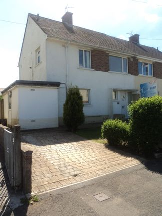 3 bed semi-detached house to rent in Heol Degwm, North Cornelly