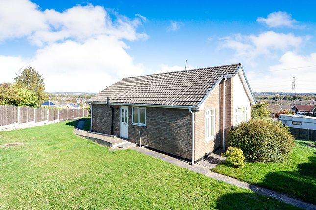 Thumbnail Bungalow to rent in Elliott Drive, Inkersall, Chesterfield