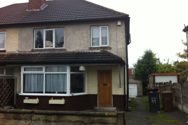 Thumbnail Semi-detached house to rent in Upland Grove, Leeds