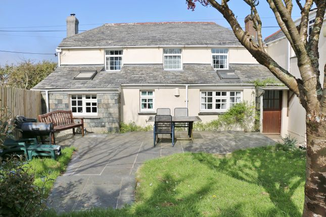 Thumbnail Detached house for sale in St Issey, St Issey