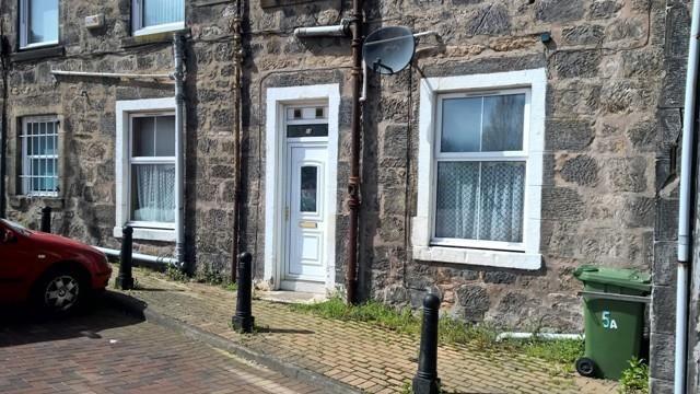 Thumbnail Flat to rent in Shillinghill, Alloa