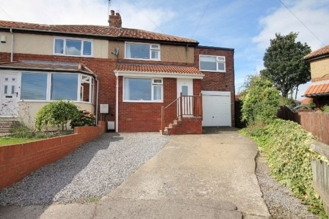 Thumbnail Semi-detached house for sale in Highfield Gardens, Chester Le Street