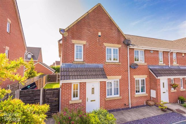 Thumbnail Semi-detached house to rent in Withinlea Close, Westhoughton, Bolton