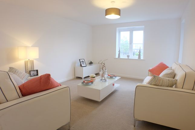 Thumbnail Flat to rent in Bellerphon Court, Copper Quarter, Swansea