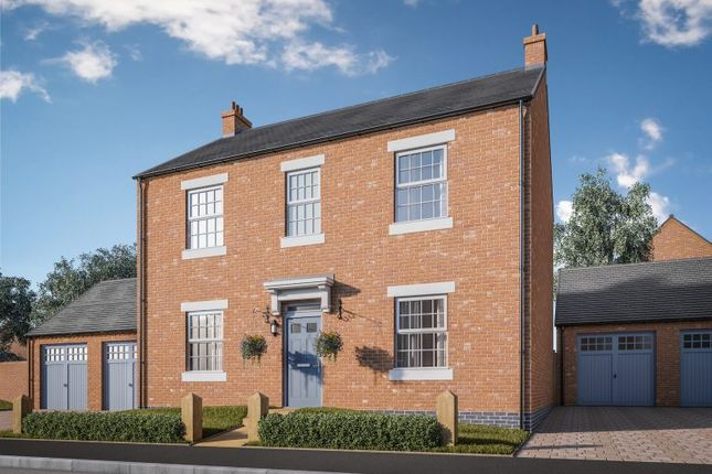 Thumbnail Detached house for sale in Normanton Road, Packington