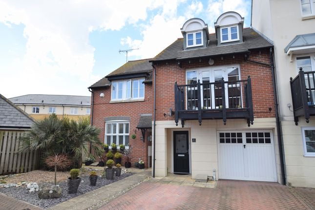 Thumbnail Town house for sale in Admiralty Way, Eastbourne