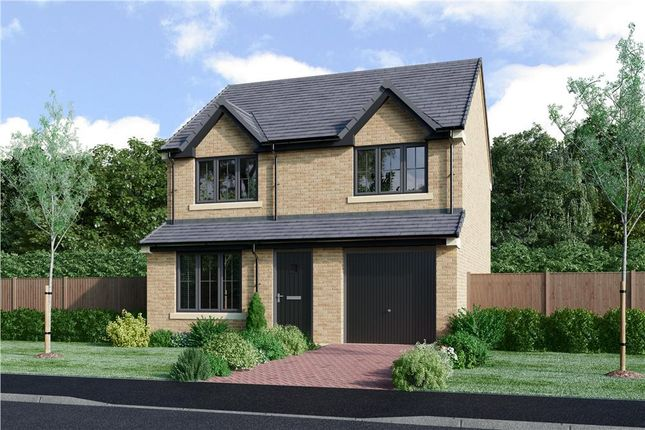 """Thumbnail Detached house for sale in """"The Larkin Alternative"""" at Coach Lane, Hazlerigg, Newcastle Upon Tyne"""