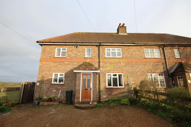 Thumbnail Semi-detached house for sale in Uckfield Road, Ringmer, Lewes